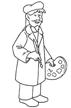cid coloring pages - photo#40