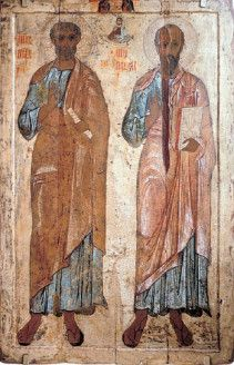 Saints Peter and Paul -- June 29