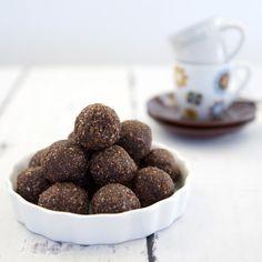 Jaffa Protein Balls Taste