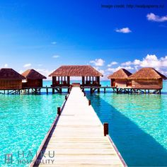 """""""The journey of a thousand miles begins with a single step.""""   #Travel #HaikuHospitality #Explore #Maldives #TravelQuotes #Adventure #Beach #Ocean"""