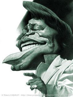 [ James Brown ]  - artist: Thierry Coquelet - website: http://thierrycoquelet.blogspot.com/