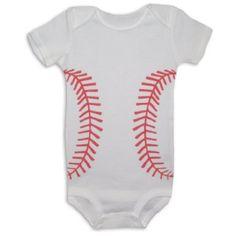 Short Sleeve Baseball Outfit