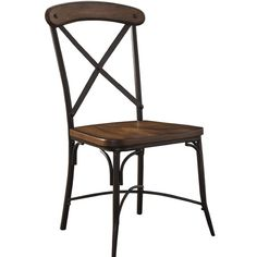 Get Your Rolena   Brown   Dining Room Side Chair At Kerbyu0027s Furniture, Mesa  AZ Furniture Store.