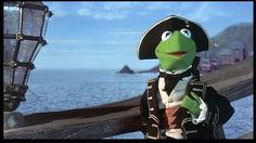Extended Thoughts on 'Muppet Treasure Island' - Sound On Sight . Jim Henson, Treasure Island Movie, Sapo Kermit, Les Muppets, Uncle Scrooge, Fraggle Rock, The Muppet Show, Muppet Babies, Kermit The Frog