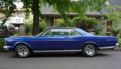 1966 Ford Galaxie 500 Fastback | Curbside Classic: 1966 Ford Galaxie 500 7-Litre | The Truth About Cars