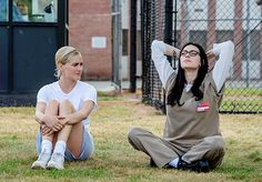 OITNB I'm just enjoying the prison breeze