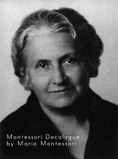 And so we discovered that education is not something which the teacher does, but that it is a natural process which develops spontaneously in the human being. - Maria Montessori Thank you Dr. Montessori for inspiring me each day! What Is Montessori, Montessori Education, Montessori Activities, Montessori Theory, Montessori Classroom, Kids Education, Special Education, Maria Montessori Frases, Philosophy Of Education