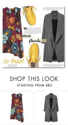 """~Oversized florals~"" by dolly-valkyrie ❤ liked on Polyvore featuring Marni, Miss Selfridge and oversizedflorals"