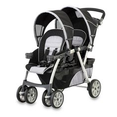 product image for Chicco® Cortina Together Double Stroller in Romantic™