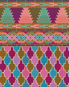 New Byzantine | pattern | © wagner campelo