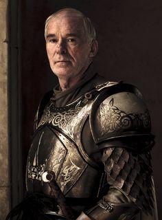 Ser Barristan Selmy - apodado Barristan el Bravo, es un famoso héroe y caballero de los Siete Reinos. Fue hermano juramentado de la Guardia Real antaño y, tras la Guerra del Usurpador, Lord Comandante de la Guardia Real de los reyes Robert I y Joffrey I Baratheon. Fue destituido de su cargo y expulsado de la Guardia Real por el rey Joffrey I.