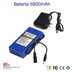 Bateria recargable litio 12V / 6.8A