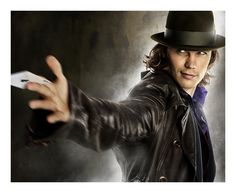 Taylor Kitsch - (seen here as 'Gambit' from X Men Origins: Wolverine). Click on image to view full size.