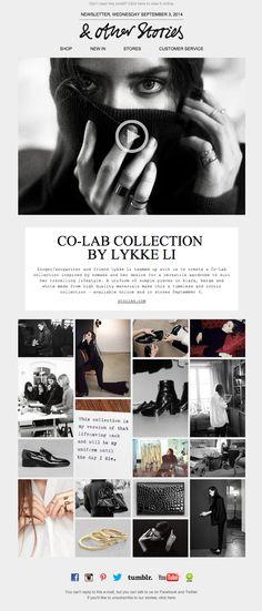 Other Stories Newsletter | Sneak Peek: Lykke Li & Other Stories