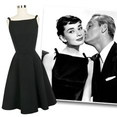 In today's blog, Patricia shares her favorite movie, which is also the inspiration for one of her favorite dresses! #trashydivalbd #trashydivasabrinadress #trashydivaribbedrayon