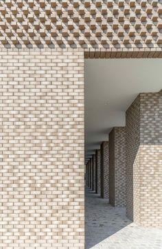 Westkaai Towers 5 & 6 / Tony Fretton Architects