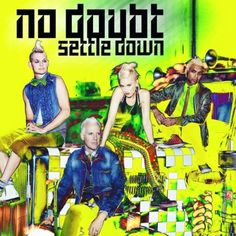 """""""Settle Down"""" is a song by American rock band No Doubt. Settle Down' takes it back to No Doubt's early music-making roots, effortlessly fusing their early ska-pop vibe with catchy hooks and one brilliant chorus, man handled perfectly by lead singer Gwen Stefani"""". Gwen Stefani, Tony Kanal, Tom Dumont, and Adrian Young have once again joined forces to bring devoted fan's """"Settle Down""""."""