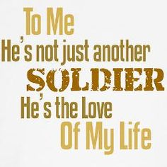 My Love My One My Only -when you find that love, never let it go or destroy it. www.militaryonlineshopping.com