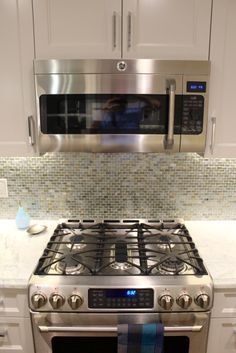 ge cafe 30 gas range and ge cafe microwave we 39 d want the dual fuel