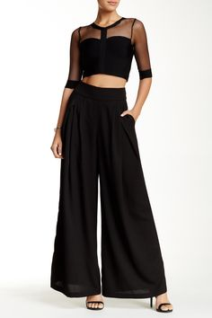 Wide Leg Pant by Gracia on @nordstrom_rack