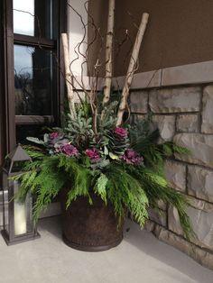 Front Porch Flower Planter Ideas 36