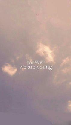 para sempre somos jovens