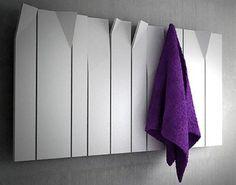 Radiateur seche serviette Artful - design Mikolaj Adamus - 02