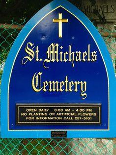 St. Michael's Cemetery Brattleboro 8/3/14