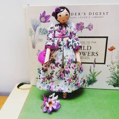 Wooden Art, Handmade Dolls, Spring Day, Attic, Art Dolls, Vintage Inspired, Artwork, Inspiration, Etsy