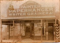 Darebin Heritage - Sanguinetti's second store - 391 High Street Melbourne Suburbs, The 'burbs, Two Store, Melbourne Victoria, Shop Fronts, Old Buildings, Back In The Day, Historical Photos, Old Photos