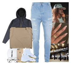 """""""Drake- The Ride"""" by mxnvt ❤ liked on Polyvore featuring Twenty, Topman, Nasaseasons, Casetify, NIKE and Yves Saint Laurent"""