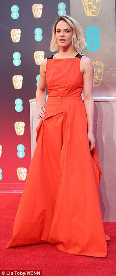 BAFTAs 2017: Red Carpet Live | Daily Mail Online