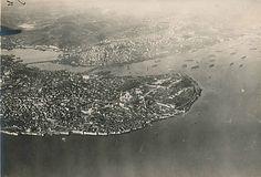 Havadan Tarihi Yarımada / 1920