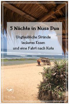 Nusa Dua im Süden von Bali bietet Traumstrände und einiges zu entdecken. Lies dir hier unseren Reisebericht durch und begleite uns zu versteckte Strände.
