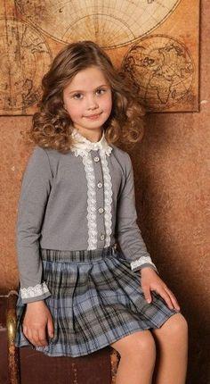Russian school uniform, 2012. #education