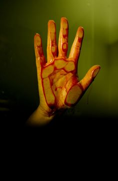 Eerie | Creepy | Surreal | Uncanny | Strange | 不気味 | Mystérieux | Strano | Bloody hand by Emilia Ungur on 500px