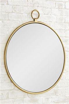 Miroir Céleste or 120x90 Maisons du Monde