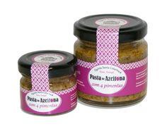 Pasta de Azeitona com 4 Pimentas