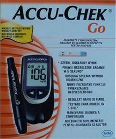 Accu-Check Accu-Chek Go Kan Şekeri Ölçme Cihazı 411                            (123h)