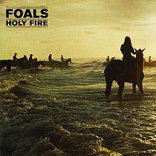 Foals: Holy Fire.