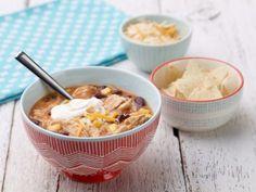 Trisha's Chicken Tortilla Soup