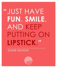 gloprofessional quotes - Lipstick www.gloprofessional.com