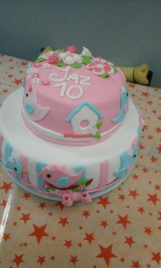 torta pajaritos cumple jaz 10