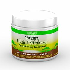 African Hair Fertilizer - Made From Natural Hair Products   Helps Promote Hair Growth for Dry or Damaged Hair   Natural Hair Products for African American Women  African Hair Fertilizer Contains Hair Growth Vitamins   All Natural Product Inclu http://www.amazon.com/Virgin-Hair-Fertilizer-Large-16oz/dp/B00MEWVZ6U