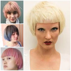 Hairstyles 2017 Pageboy Haircuts for Women,Well, this can be a retro impressed lower that has made its huge comeback. It may be outlined as a minimize consisting of shoulder-size bob with the e...