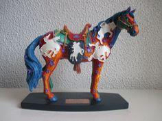 Horse of a Different Color Technicolor Dream Horse Westland