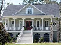 11 Best Low Country Houses, Tide Water Houses, & Beach ... Raised Low Country Home Plans on raised ranch home plans, raised coastal home plans, raised southern home plans, low country cottage plans,