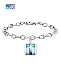 Wear Your Faith Holy Cross Bracelet
