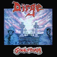 Dirge (6) - Soulstorm: buy LP, Album at Discogs