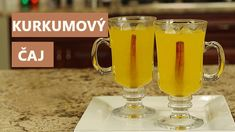 Boost your immune system with this turmeric, ginger, lemon, cinnamon tea. It's easy, delicious and takes 15 minutes to make. Turmeric Drink, Turmeric Root, Health Eating, Health Diet, Healthy Drinks, Get Healthy, Detox Drinks, Tea For Flu, Flu Tea